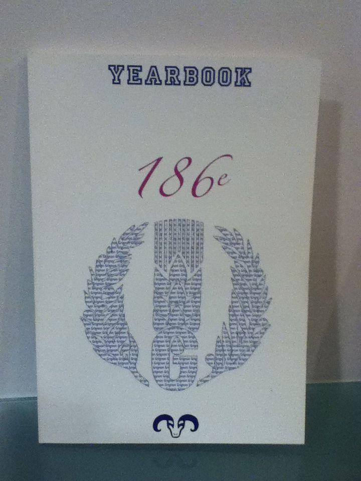 Yearbook AgroParisTech Grignon 2011-2012