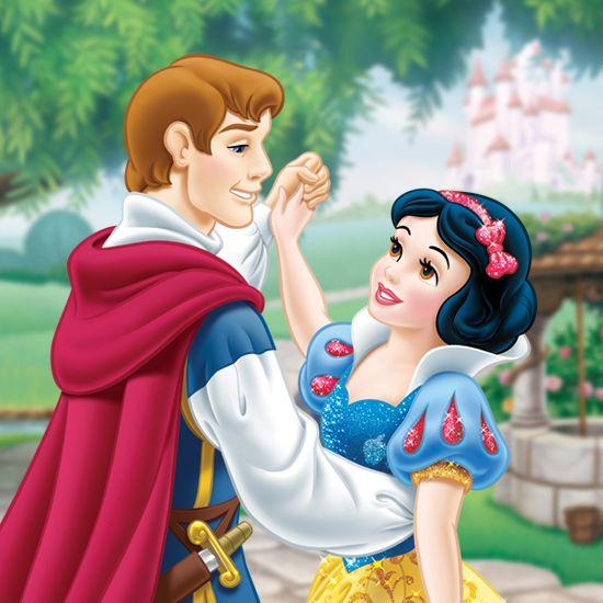 Диснеевские принцы и принцессы картинки