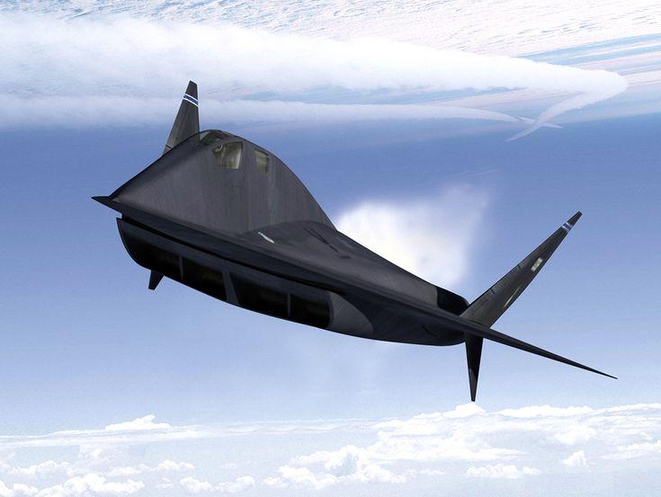 Aurora Aircraft on Behance