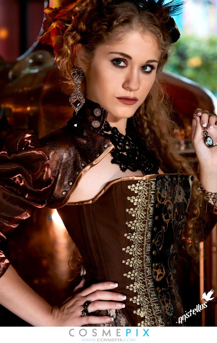Caribbean Steampunk by ~Coleria on deviantART