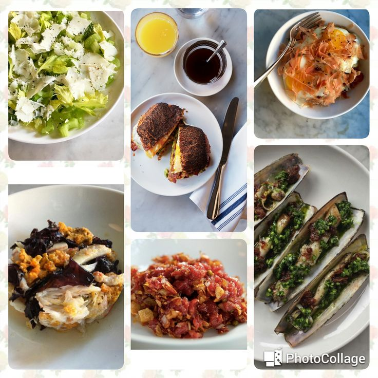 Estela is the lively restaurant serves food inspired by the Mediterranean, cooked with a personal approach that incorporates the distinct flavors of New York. Estela is also known for a deep wine list, as well as a bar serving cocktails. #intelydine