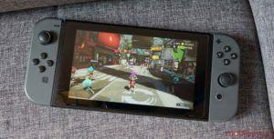 Nintendo Interruptor de ahora en stock en Amazon Canadá, Splatoon 2 está disponible