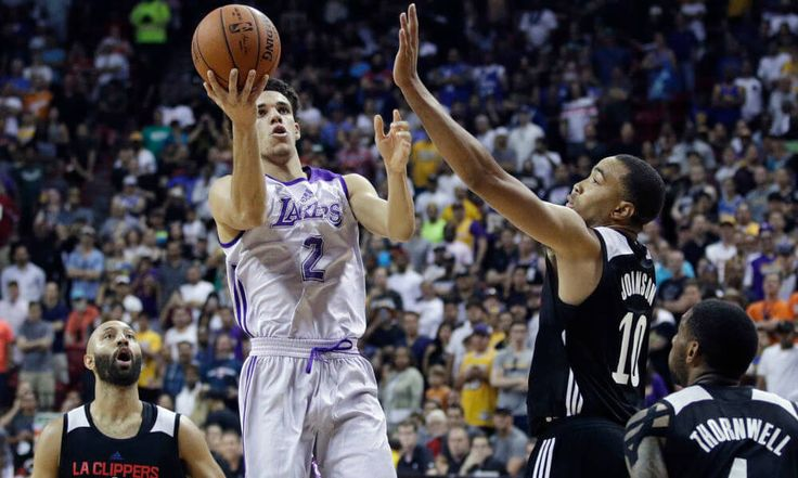 Harper | Lonzo Ball experience hasn't taken over summer league as hoped = LAS VEGAS — Lonzo Ball probably didn't duck a rematch with De'Aaron Fox. The matchup — made famous during the NCAA Tournament as Fox dropped 39 and a win on Ball's UCLA squad — should have received a meaningless but new chapter during.....