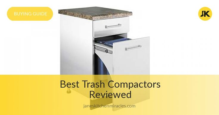 If you are looking for the best trash compactors in 2018, you're in the right place! Here is our list for the best trash compactors and pick the right one.