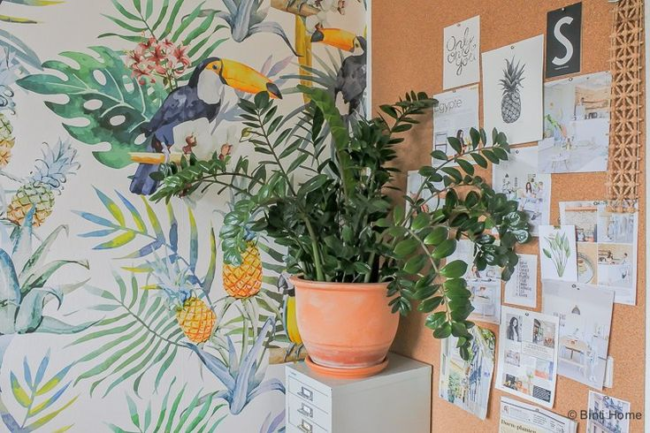 Hometour werkkamer make over Binti Home Hoofddorp binnenkijken ©BintiHome