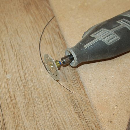 Can You Cut Ceramic Tile With A Dremel