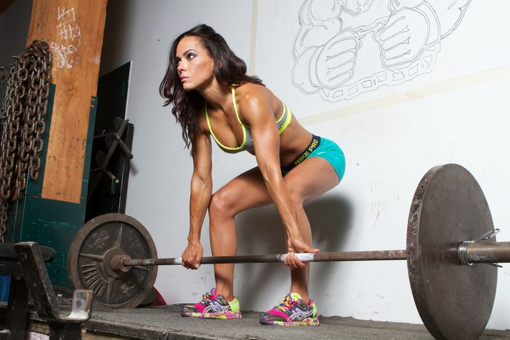 Vanessa Tib's sample workout days!
