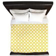 Quatrefoil Pattern Bedding Free Patterns