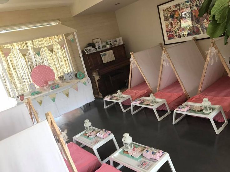 Diamond Party and Slumber Hire
