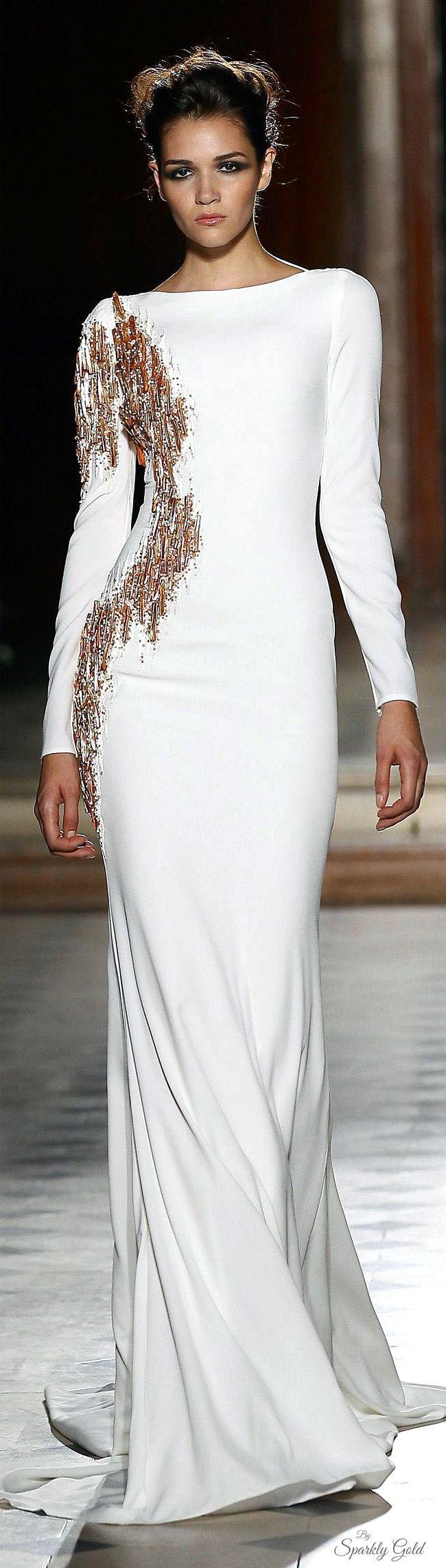 Tony Ward Fall 2015 Couture V