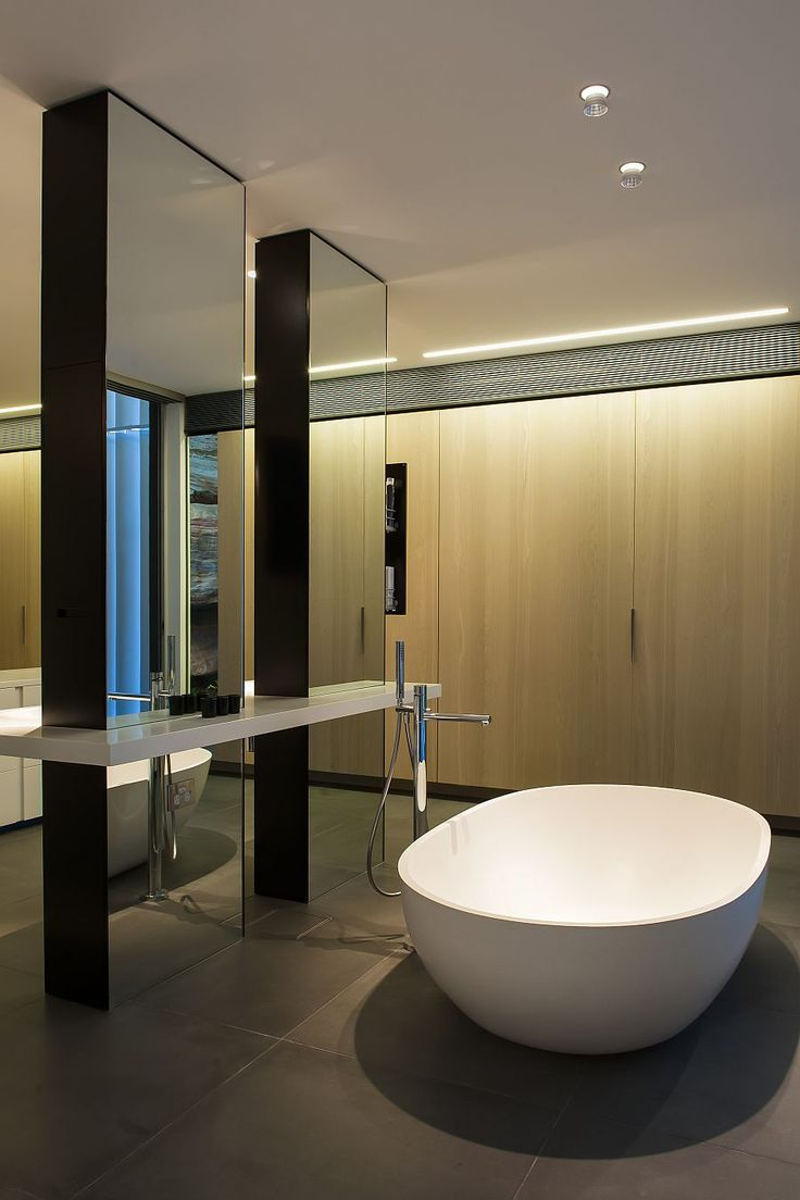 View Of The Bath Space In Sydney Home Bathroom InteriorBathroom FurnitureDesign