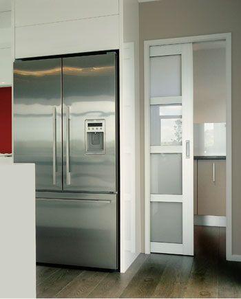 SofStop Cavity Sliding Door