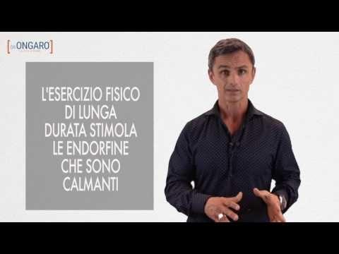 I benefici dell'attività fisica nella depressione   Filippo Ongaro
