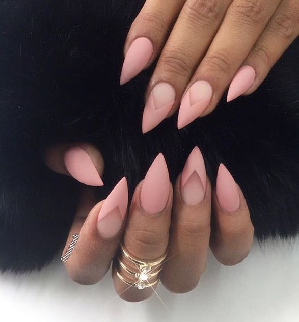 90 best Stiletto Nails images on Pinterest | Gel nails, Nail art and ...