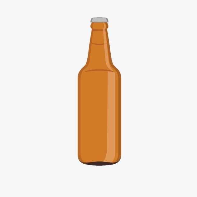 Cartoon Beer Bottles Beer Beer Bottle Bottle