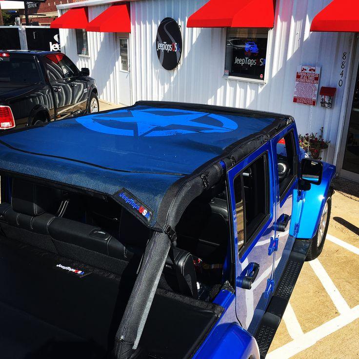 Jeep Wrangler Top Accessories: 12 Best JTopsUSA Jeep Wrangler JK 4 Door Accessories