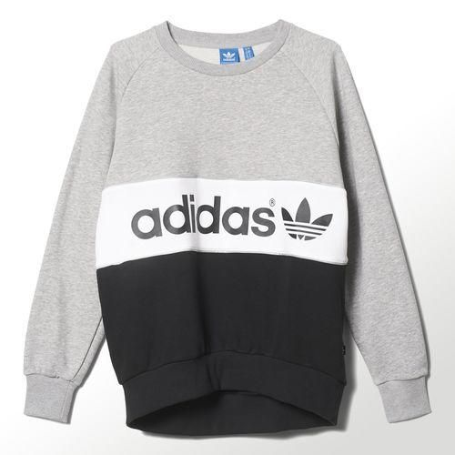 adidas City Tokyo Sweatshirt | adidas US from adidas. Shop more products from adidas on Wanelo.
