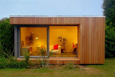 1st Home Design Interior: Home Office vs Out of Home Office / Modern Shed, Barn, House Addition Solutions
