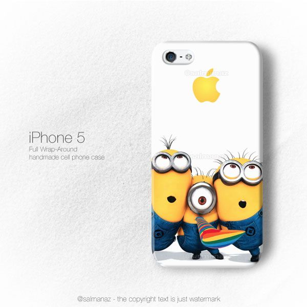 Minions Despicable Me 2 Movie Iphone 5 Case