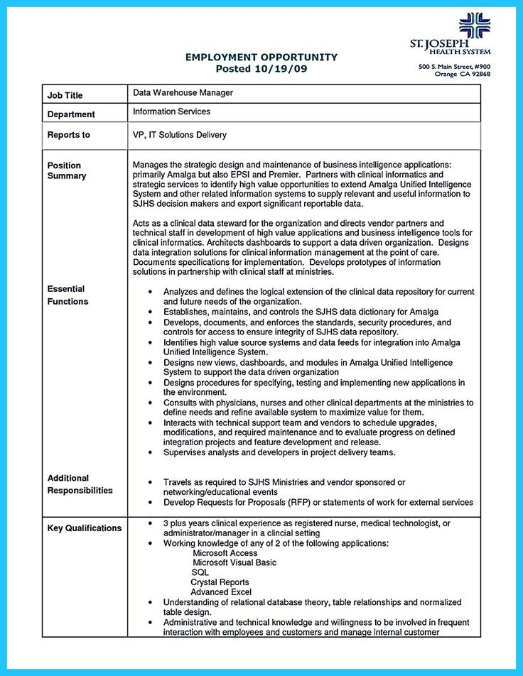 nice Incredible Formula to Make Interesting Business Intelligence Resume, Check more at http://snefci.org/incredible-formula-make-interesting-business-intelligence-resume