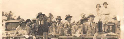 History of the Springdale Race Course, Camden, South Carolina