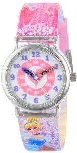 Disney Kids' PRSKQ741 Time Teacher Watch - SEE MORE HERE - http://www.perfect-gift-store.com/disney-time-teacher-watches-for-girls.html