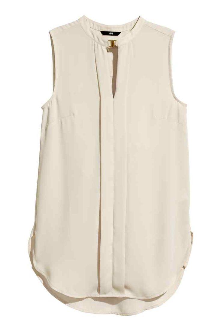 Camicetta senza maniche | H&M