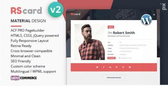 21 best Wordpress Resume  Portfolio Themes images on Pinterest - wordpress resume themes