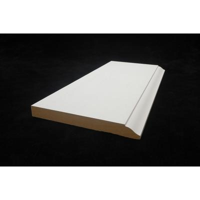 Home Depot Baseboard Alexandria Moulding Primed Mdf Base 9 16 X 5 1 4 Ideas Baseboards