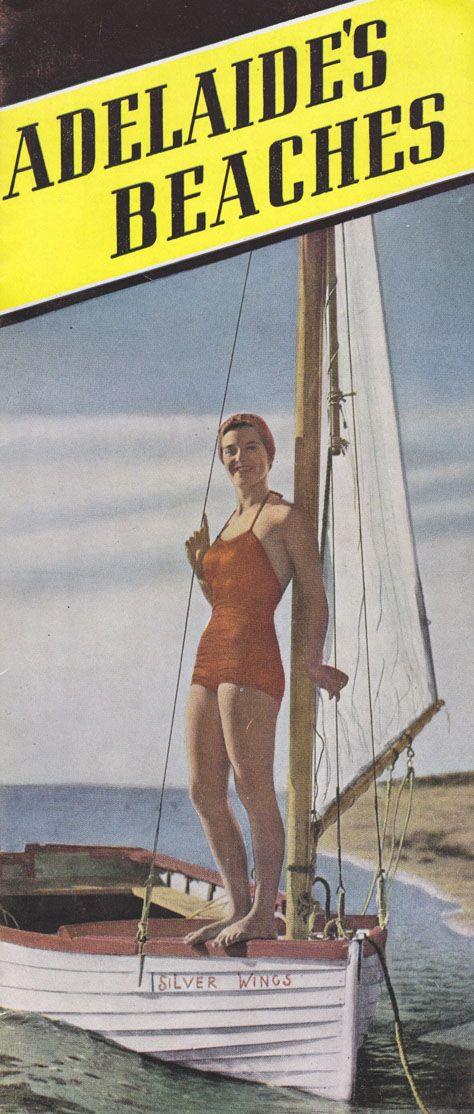 c1950 Adelaide Beaches