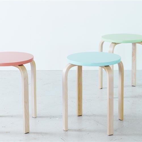 BRAKIG Σκαμπό, διάφορα χρώματα - IKEA