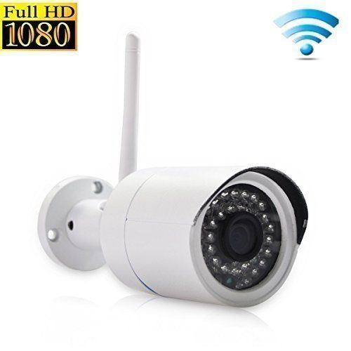 Special Offers - Alptop AT-B608W HD 1080P Wireless Wifi Plug and Play IP Security Camera with Night Vision Up to 65ft Indoor Outdoor Waterproof Surveillance Camera 3.6mm lens - In stock & Free Shipping. You can save more money! Check It (July 04 2016 at 01:10PM) >> http://wpcamera.net/alptop-at-b608w-hd-1080p-wireless-wifi-plug-and-play-ip-security-camera-with-night-vision-up-to-65ft-indoor-outdoor-waterproof-surveillance-camera-3-6mm-lens/