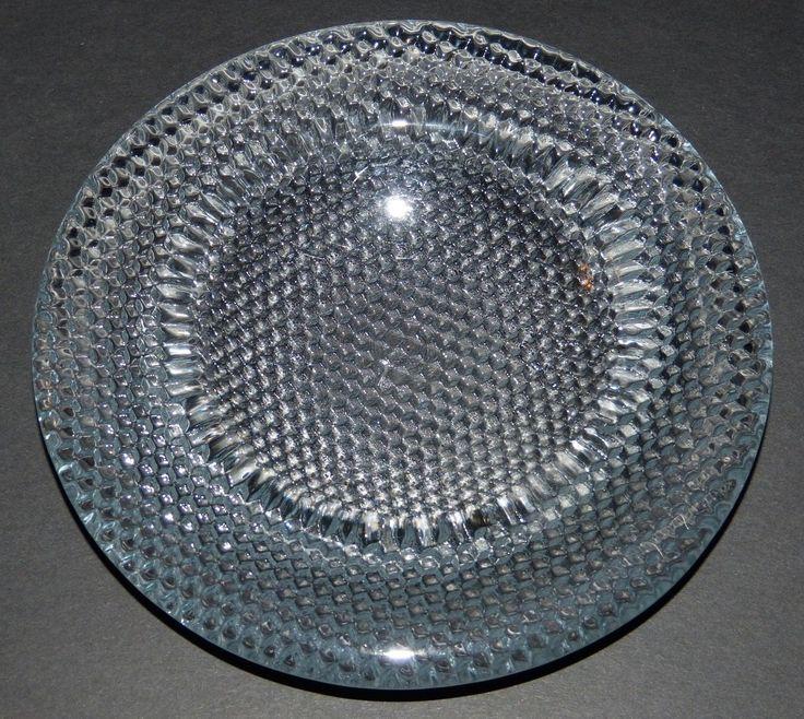 """Vintage HOLMEGAARD Art GLASS TRIGONA 7.5"""" Dish BOWL Torben JORGENSEN Denmark   eBay"""