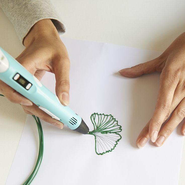 Créez des bijoux avec le stylo 3D - Marie Claire Idées