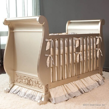 Sleigh Bed Crib Plans Woodworking Projects Amp Plans