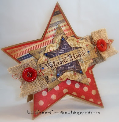 Ribbon Carousel Blog: RCC60 Top Spools: Cards 4Th, Cards Ideas, Paper Creations, July Cards, Kristy Paper, Cards Tags, 4Th Of July, Patriots Cards, Stars Cards