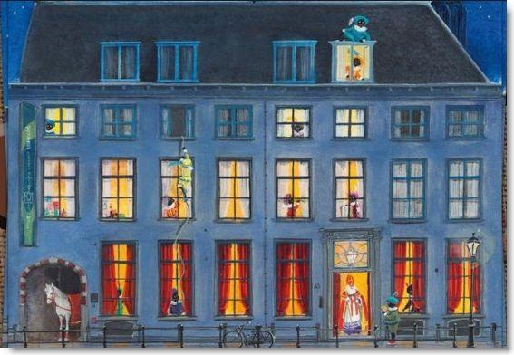Lespakket: Huis van Sinterklaas