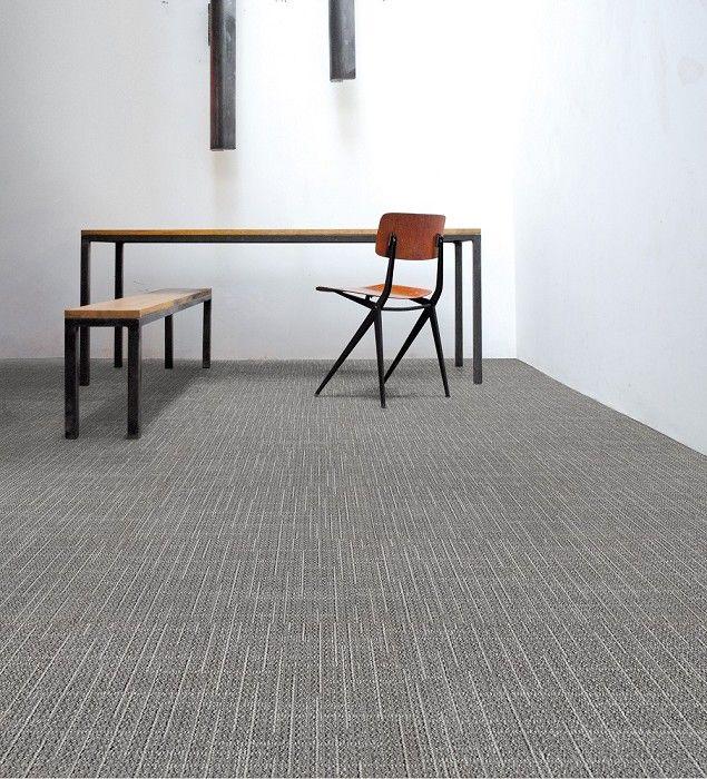 Modulyss DSGN Tweed tapijttegels