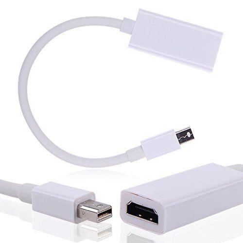 Neue, hochwertige, High Power, Mini Display port DP auf HDMI Adapter für Apple MacBook Pro Air, iMAC TB1 Products ® - http://on-line-kaufen.de/tb1-products/neue-hochwertige-high-power-mini-display-port-dp