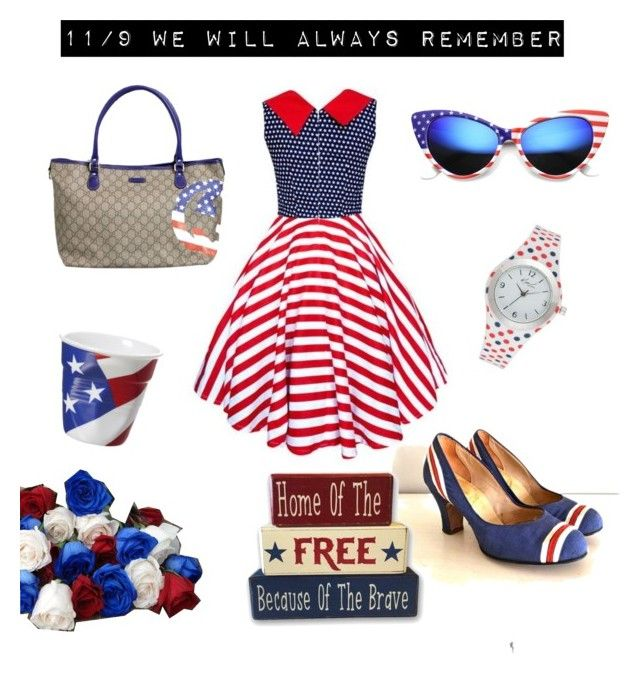 """""""USA"""" by pinnulinen on Polyvore featuring art"""