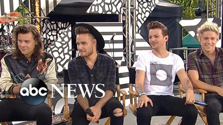 One Direction 1D - FULL INTERVIEW | Louis Tomlinson Talks Fatherhood on ...