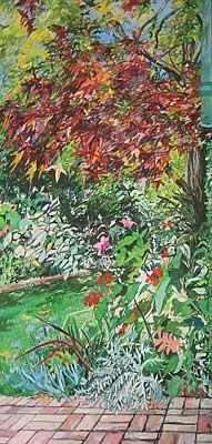 Jo Reitze - Paints Your Garden - Welcome