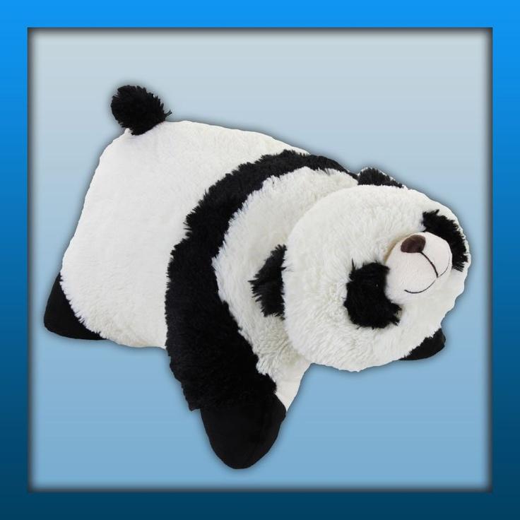 Comfy Panda   Pillow Pet! Http://www.pillowpets.co. ReisezieleKissen  HaustierePandasSpielzeug ...