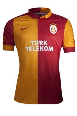 Galatasaray Nike Home Jersey 2012/2013