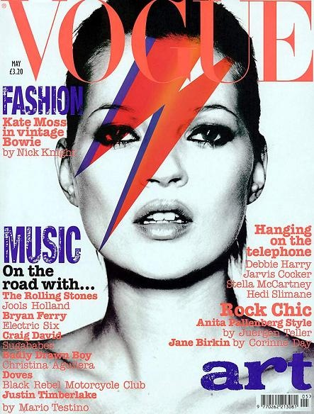 I love this! Kate Moss you are the best top model.. you are THE TOP MODEL