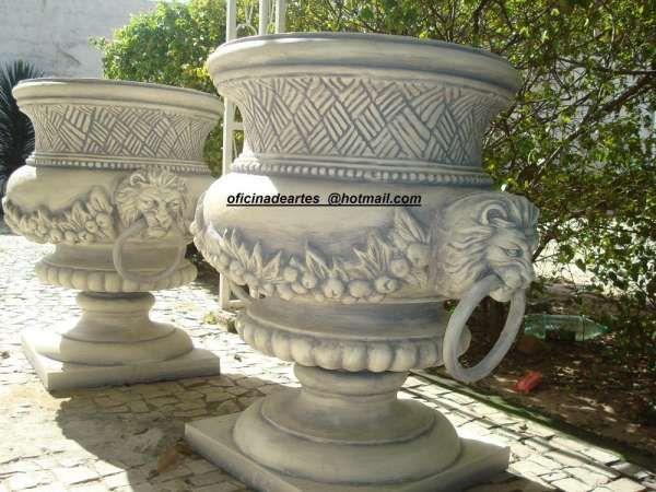 Esculturas, fibra de vidro, fontes, chafariz, vasos, jaros, colunas