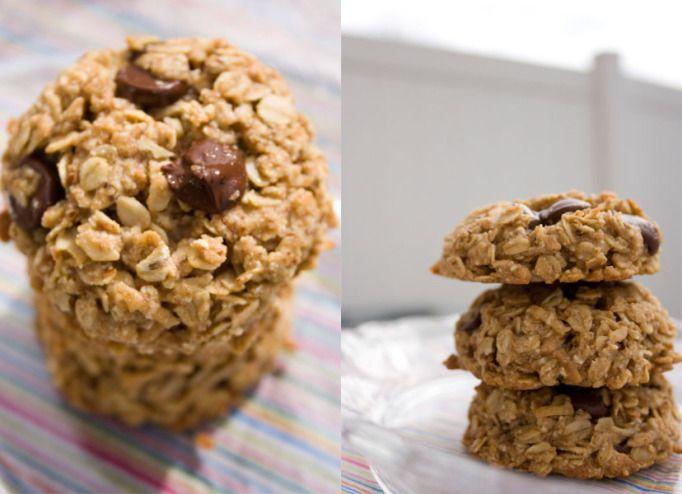 Earth fare chocolate oatmeal cookies