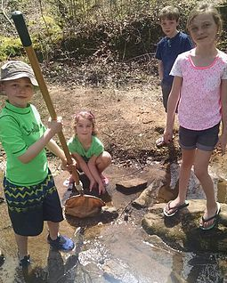 Sawnee Mountain Preserve Forsyth County GA
