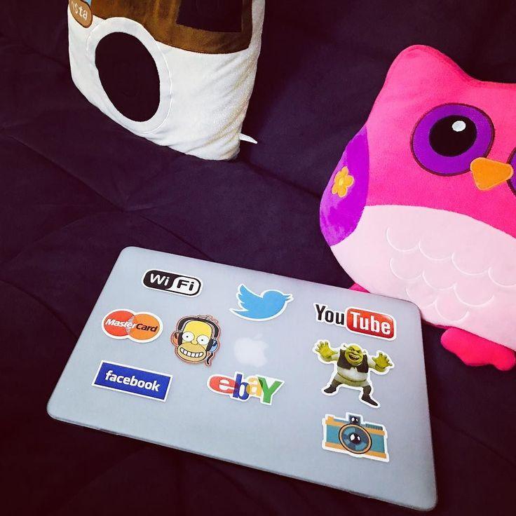 My boy got new   .. with @emanbadr13 #stickers #angrybirds #twitter #wall #shreck #babbay #mario #ebay #facebook #pringles #batman #ironman #pinkpanter #wifi #youtube #bighero #android #lego #camera #superman
