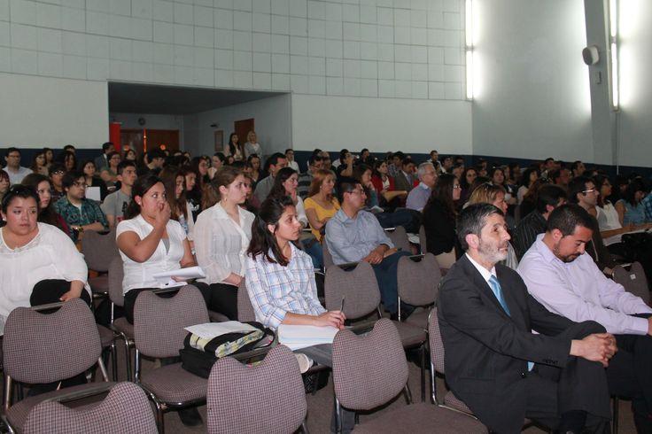 Seminario de Psiquiatría y Psicología forense en lo penal reúne a futuros abogados y psicólogos
